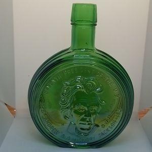 1971 Wheaton Glass Andrew Jackson Decanter
